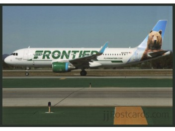 Frontier, A320