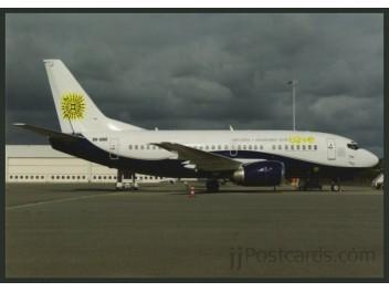 Air X Charter, B.737