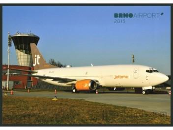 Jettime Cargo, B.737
