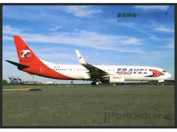 Travel Service/SpiceJet, B.737