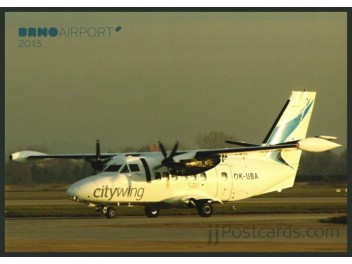 Van Air Europe/Citywing, Let 410