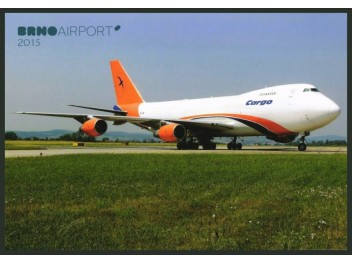 The Cargo Airlines, B.747