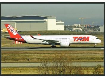 TAM, A350