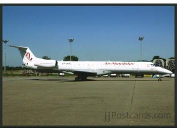 Air Mandalay, ERJ 145