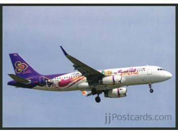 Thai Smile, A320