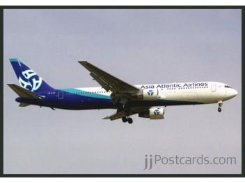 Asia Atlantic Airlines, B.767