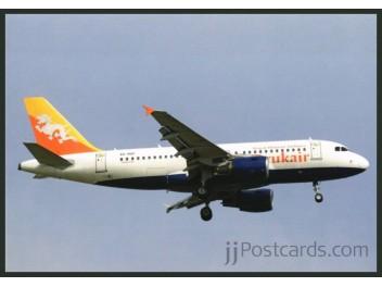 Druk Air, A319