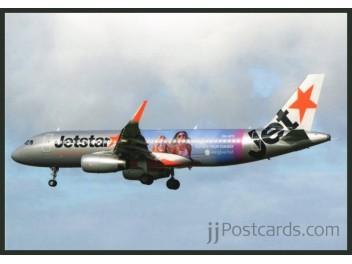 Jetstar Airways, A320