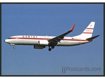 Qantas, B.737