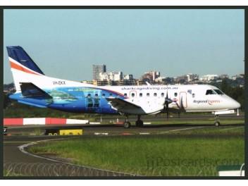 REX - Regional Express, Saab 340