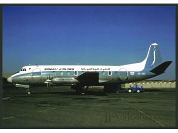 Somali Airlines, Viscount