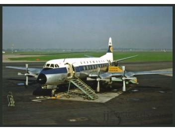 Lufthansa, Viscount