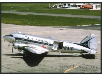 Air France, DC-3