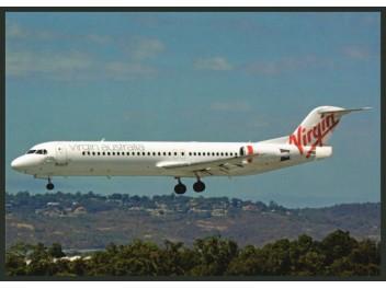 Virgin Australia, Fokker 100