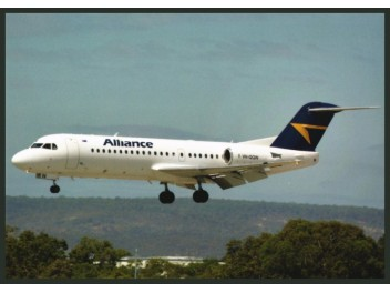 Alliance (Australia), Fokker 70