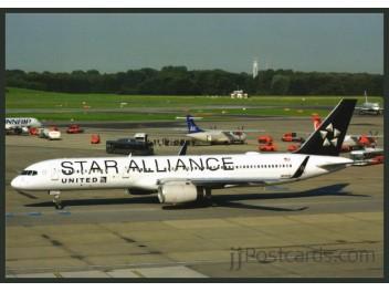 United/Star Alliance, B.757