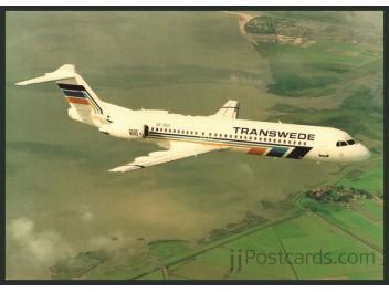 Transwede, Fokker 100