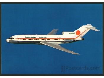 Transair Sweden, B.727