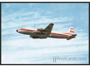 Transair Sweden, DC-6