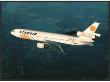 Scanair, DC-10