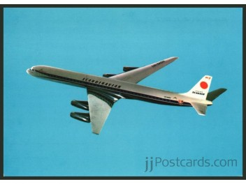 Scanair, DC-8