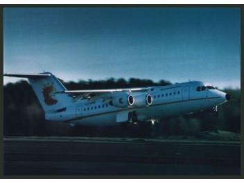 Malmö Aviation, BAe 146