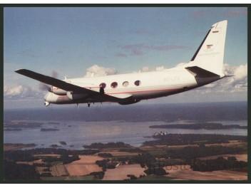 Luftfartsinspektionen, Gulfstream 1