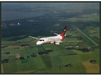 Golden Air, Saab 340