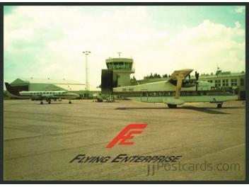 Flying Enterprise, Short 330 + Metro