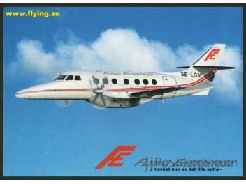 Flying Enterprise, BAe Jetstream 31
