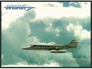 Basair, Learjet 35A