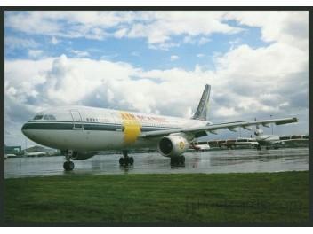 Air Scandic, A300