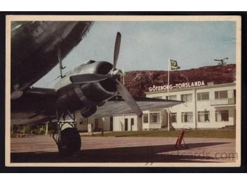 Göteborg: BOAC DC-3