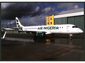 Air Nigeria, Embraer 190