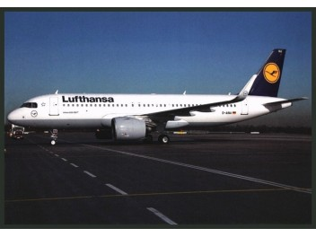 Lufthansa, A320neo