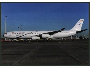 Iran (government), A340