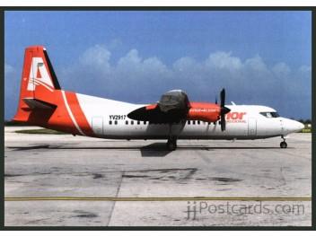 Avior Regional, Fokker 50