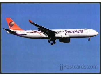 TransAsia Airways, A330