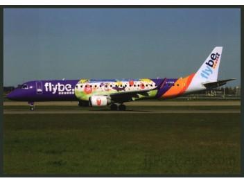 FlyBE, Embraer 195
