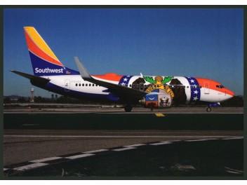 Southwest, B.737