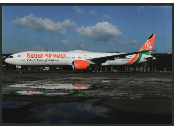 Kenya Airways, B.777