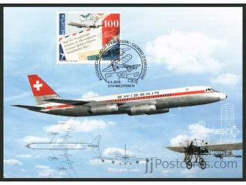 Swissair, CV-990