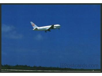 JAL, B.767