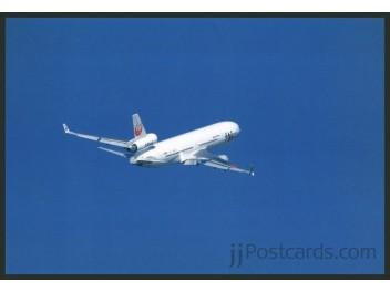 JAL, MD-11