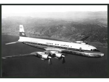 JAL, DC-7