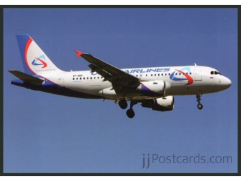 Ural Airlines, A319