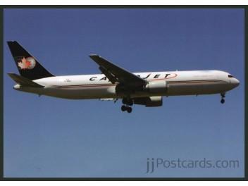 CargoJet, B.767