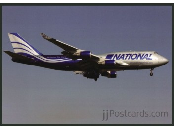 National Airlines, B.747