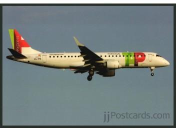TAP Express, Embraer 190