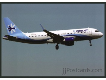 Interjet, A320